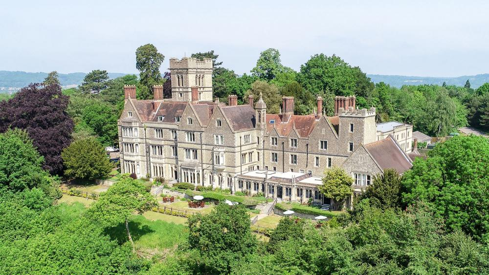 Escaping Winter Blues At Nutfield Priory Hotel and Spa