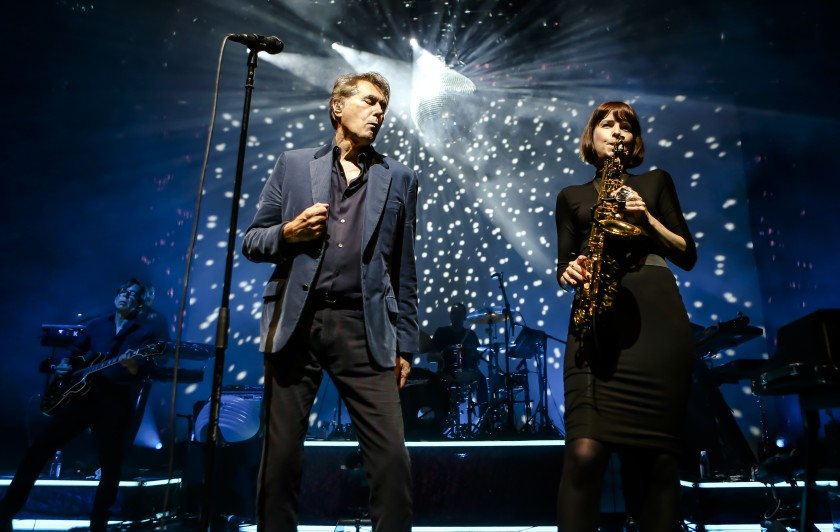 Bryan Ferry's New UK Tour Unveiled With 1974 'Live Albert Hall' Album