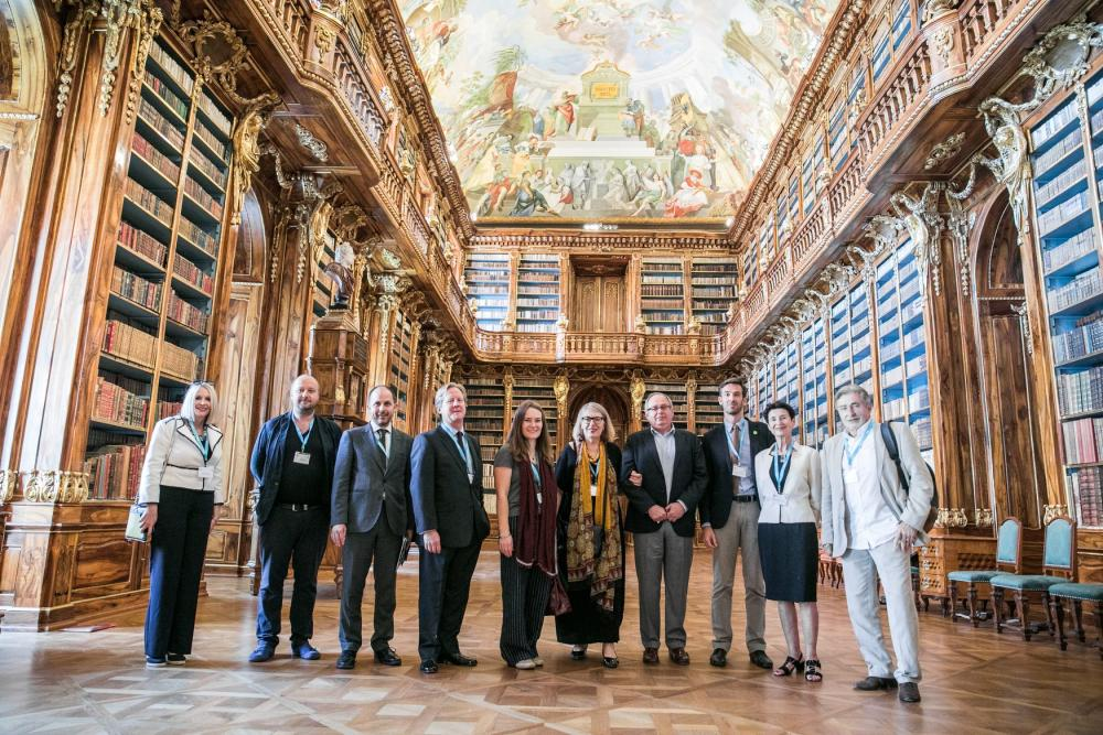 World Heritage Preservation Experts 'Face-Off' In Prague