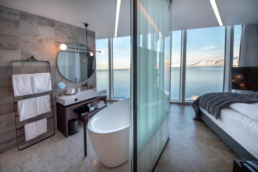 Iceland - The Home Of Imagination: Tower Suites Hotel Reykjavík