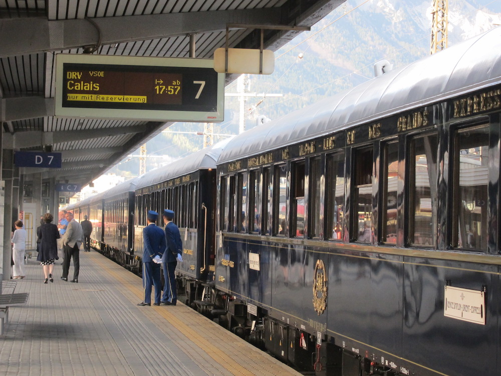 Sleep on the Orient Express - Istanbul to Venice