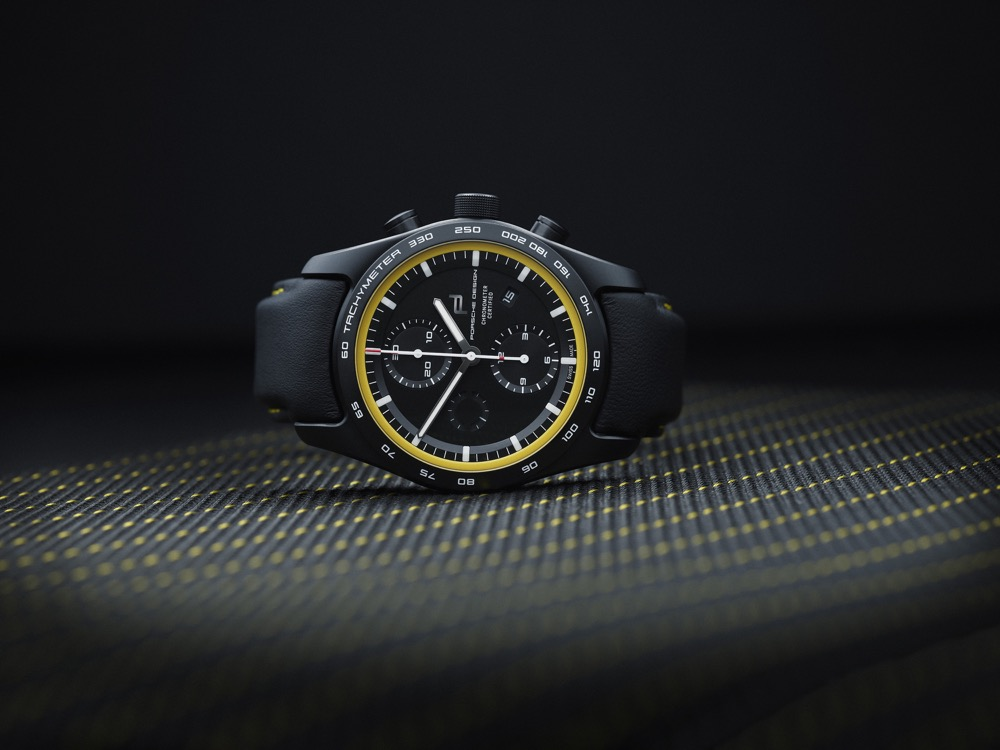 Porsche Design Launch New Custom Build Watches