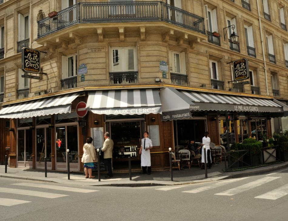 Paris Corner Cafe
