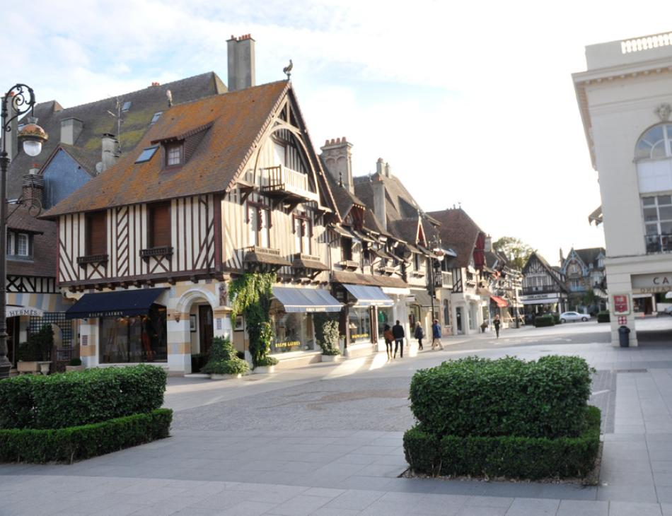 Deauville Shopping