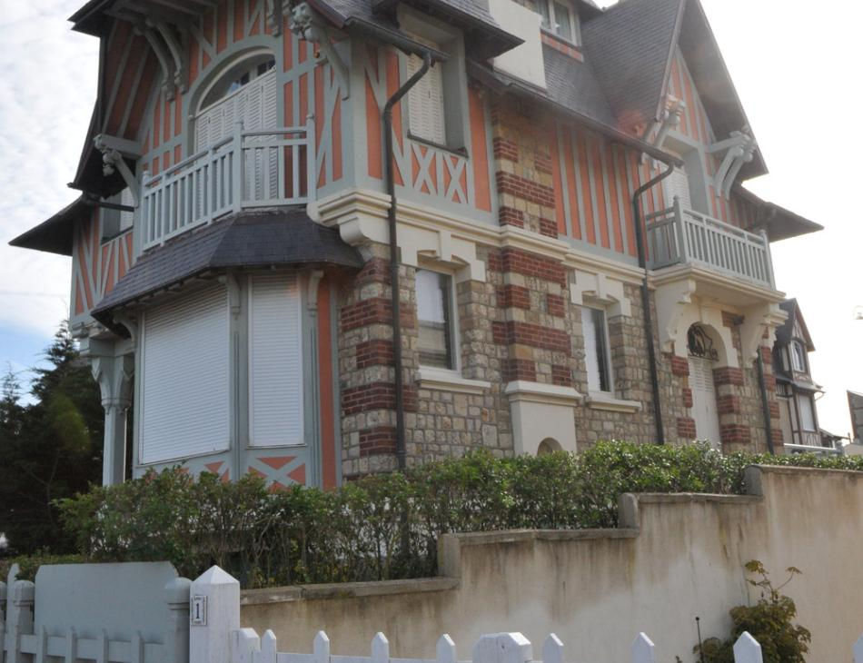 Deauville Gothic House