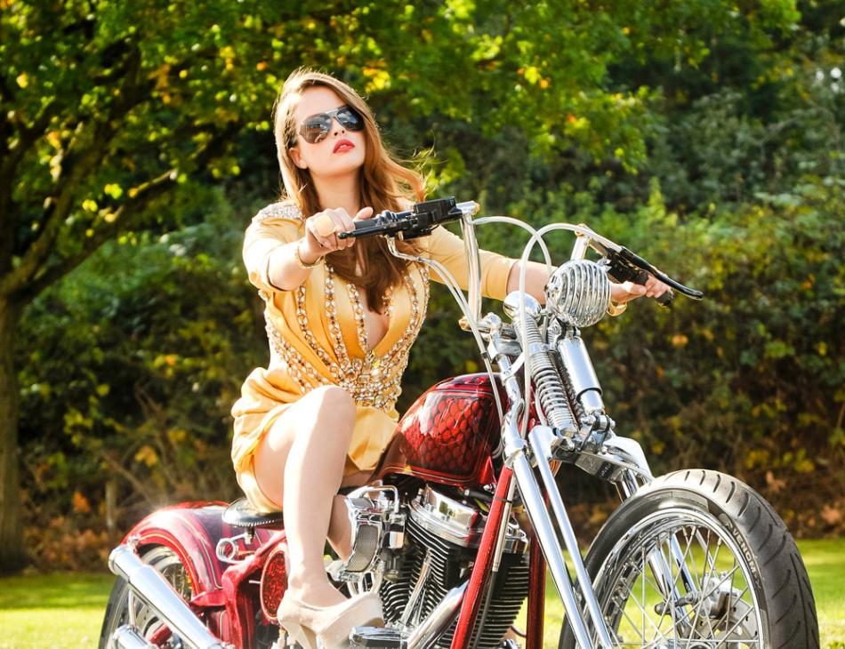 Harley Davidson Fashion 1