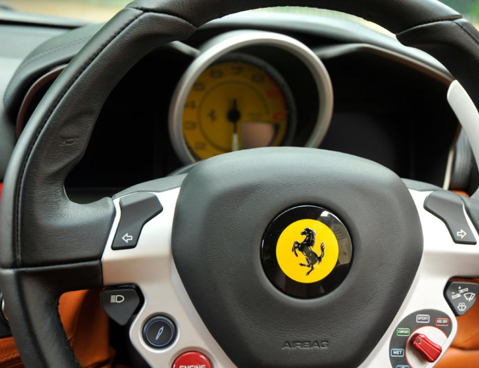 Ferrari FF Steering Wheel
