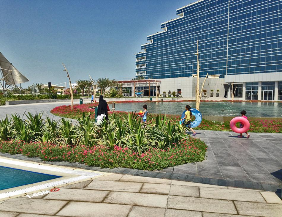 Art Rotana Hotel And Resort Gardens