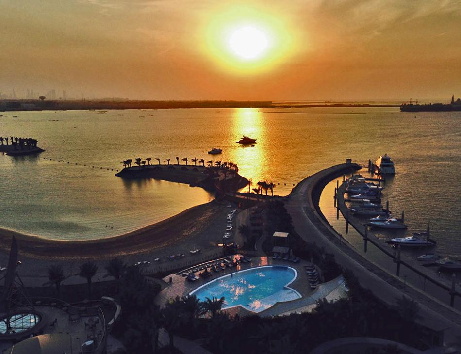 Sunset Art Rotana Hotel Resort Bahrain