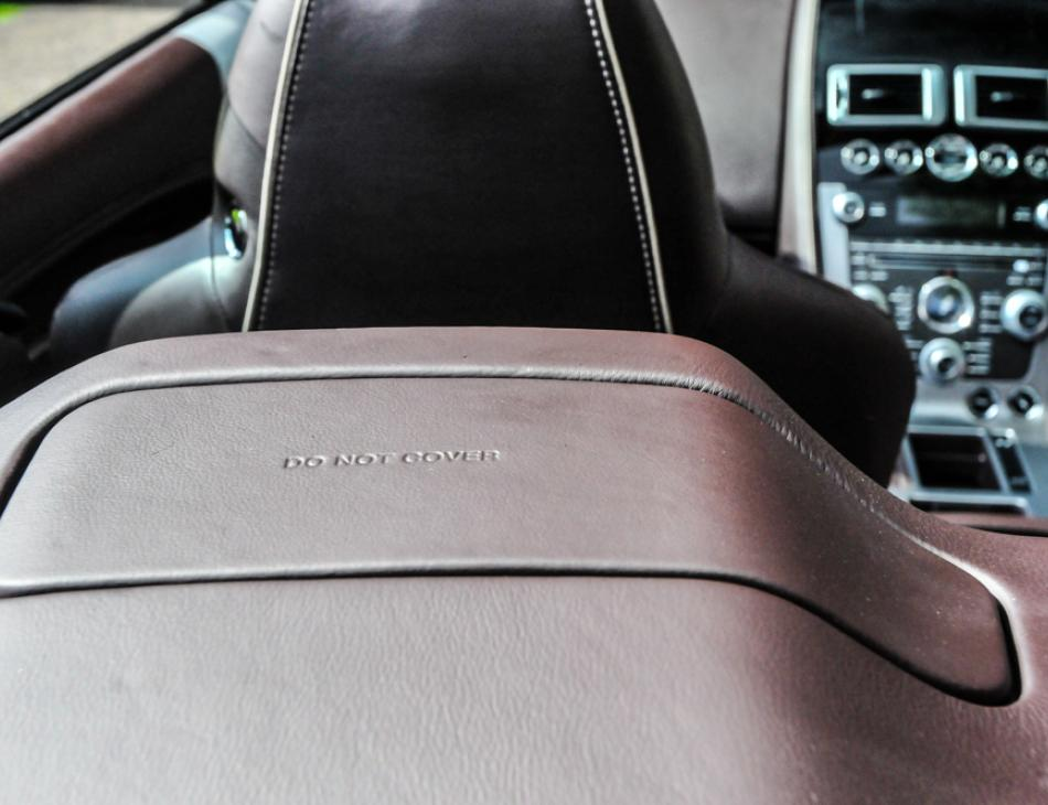 Aston Martin DB9 Volante Protection