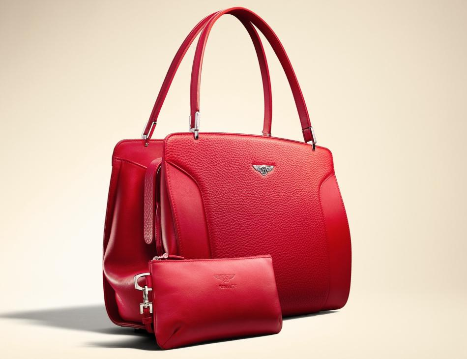 Bentley Luxury Handbag Collection