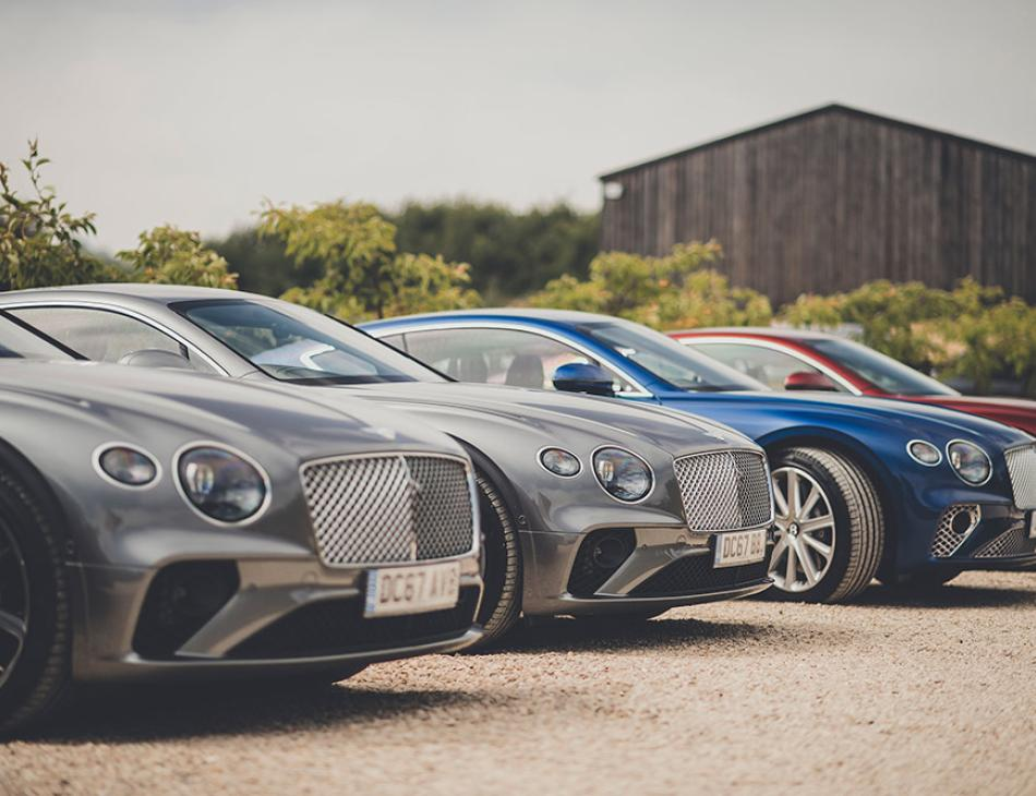 Bentley Continental GT Luxury Gastronomic Tour Of The Cotswolds