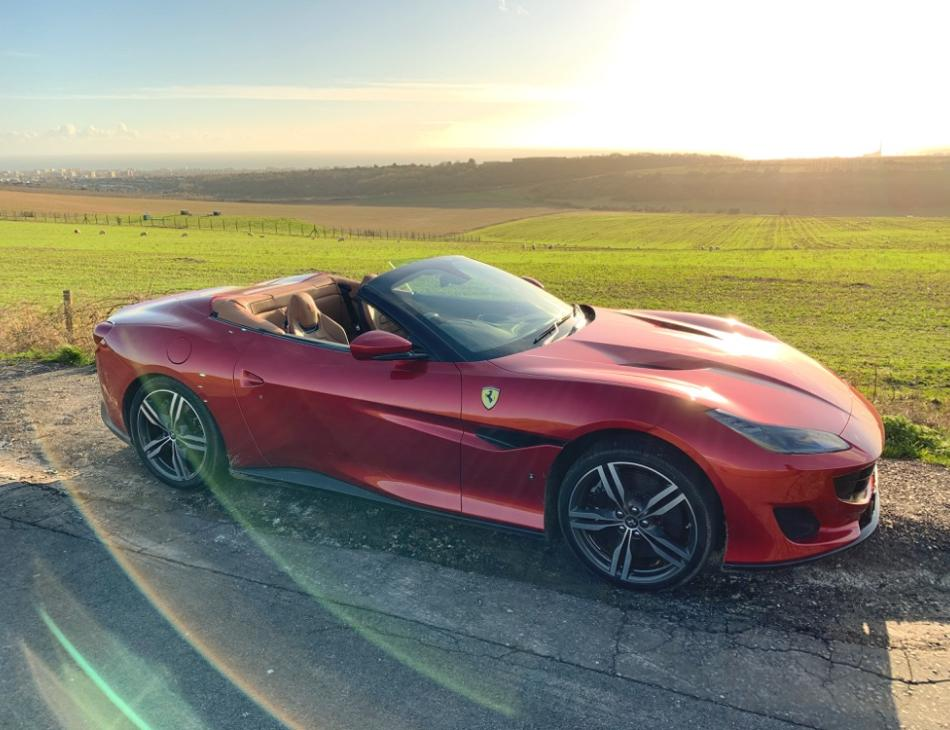 The Sexy Ferrari Portofino Is Lust At First Sight
