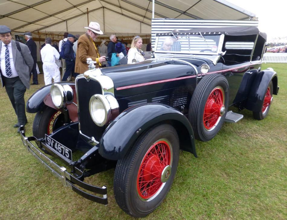 Goodwood Revival 6