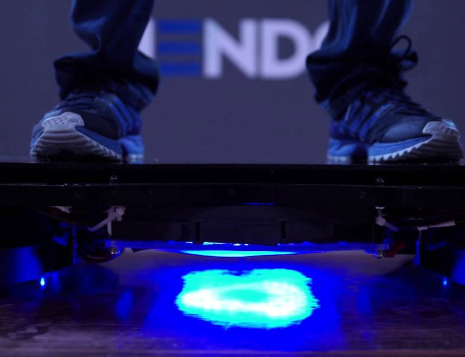 Hendo World's First Hoverboard Here at Last