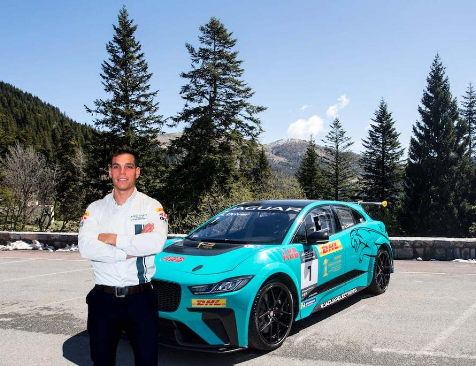 Live Interview With Jack Lambert Lead Engineer On The Jaguar I-PACE eTrophy