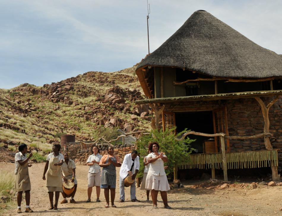 Kulala Wilderness Camp Namibia Travel