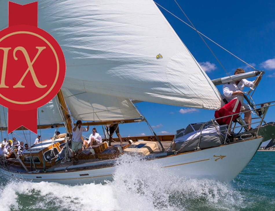 International eXcellence Award for Panerai British Classic Week as the best British summer sailing event
