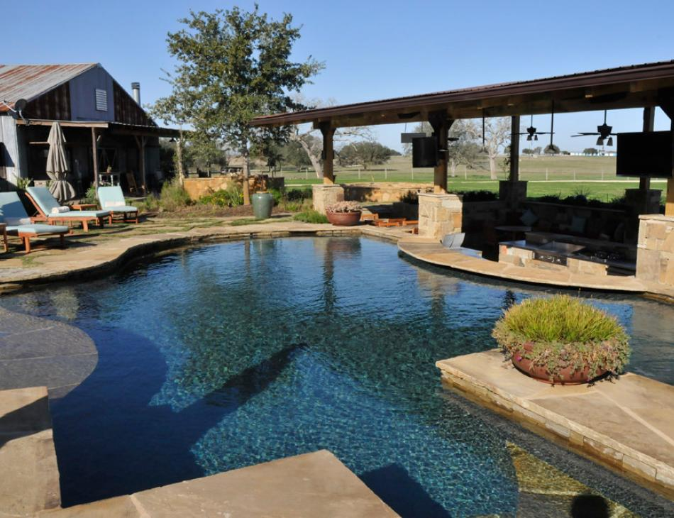 Picosa Ranch San Antonio Texas - Swimming Pool