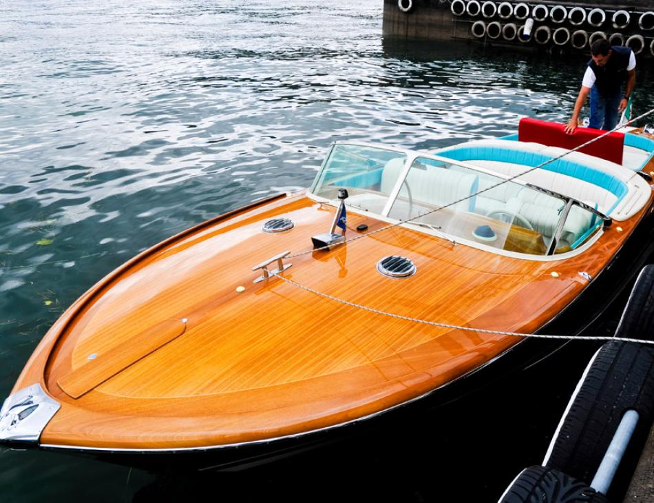 170th Anniversary of the iconic Riva speed boat brand.