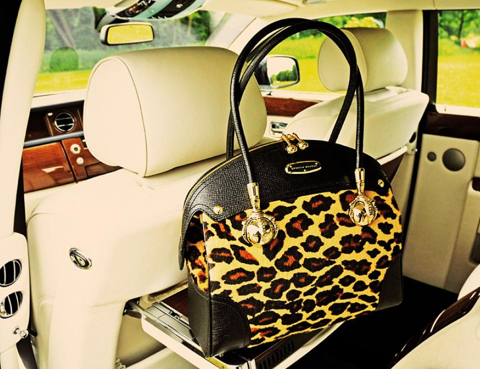 Rolls Royce Fashion Luxury Bag