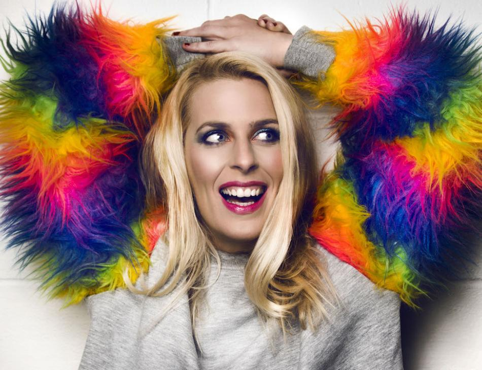 Sara Pascoe LadsLadsLads Tour Interview