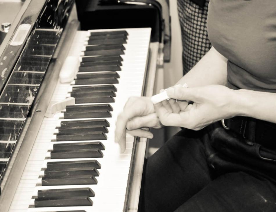 Steinway & Sons Pianos Tuning