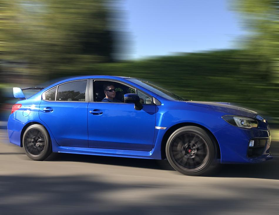 Subaru WRX STI Is A Magnificent Brutal Boxer