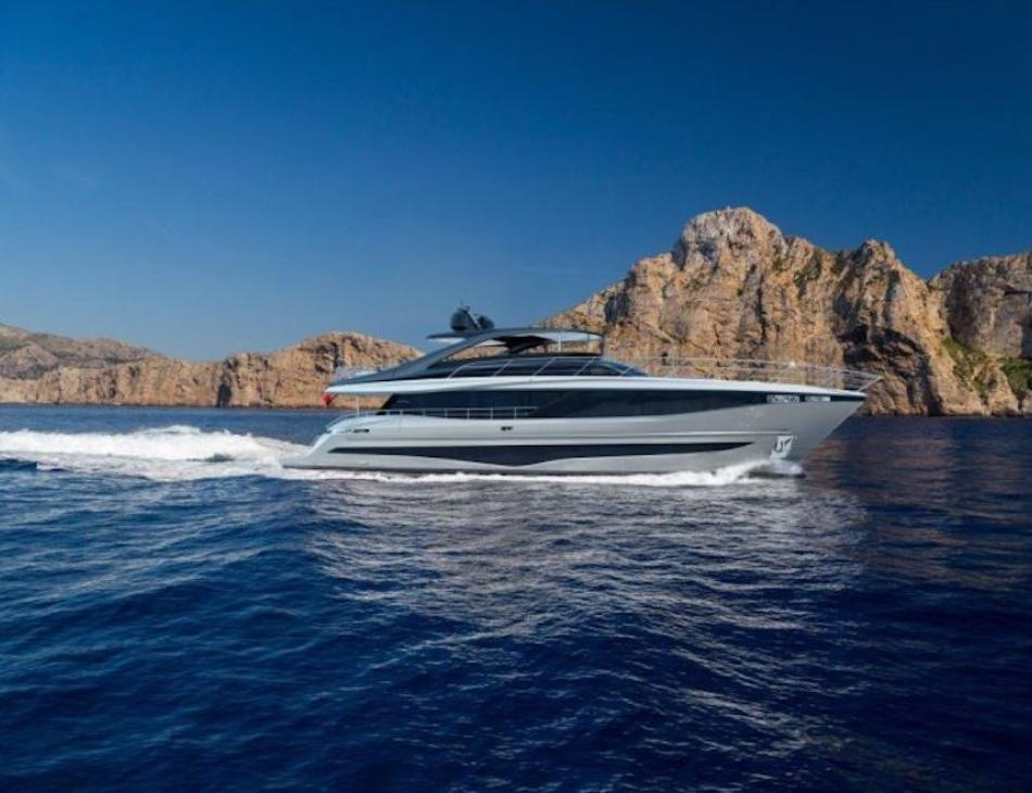 New Princess Y95 Yacht