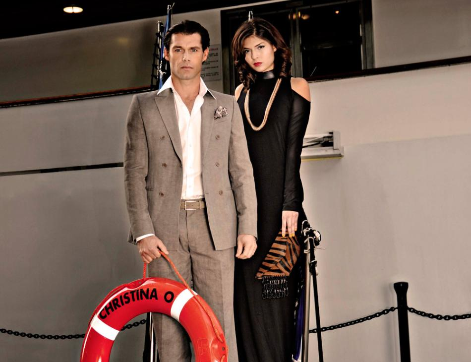 Christina Onassis Yacht Fashion 10