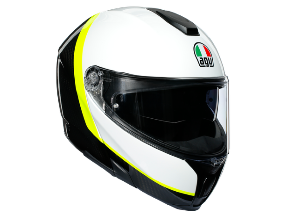 Agv Sportmodular Carbon Fibre Helmet Review Ix Magazine