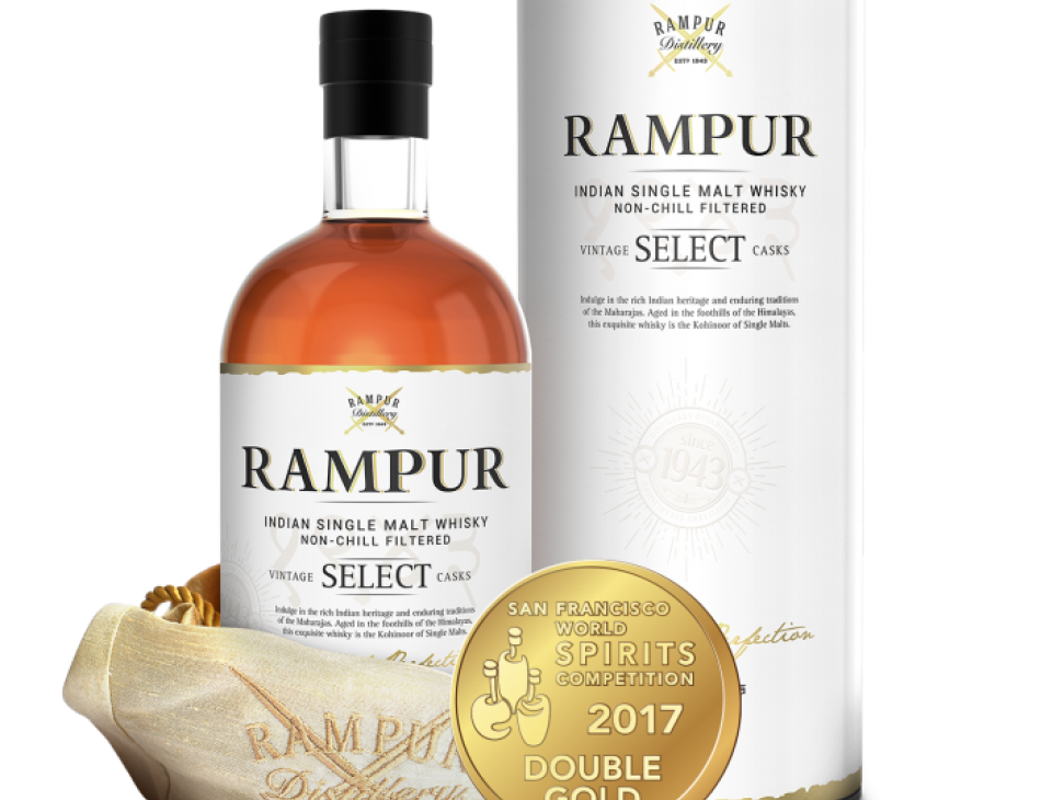 Rampur Select Indian Single Malt Whisky Review