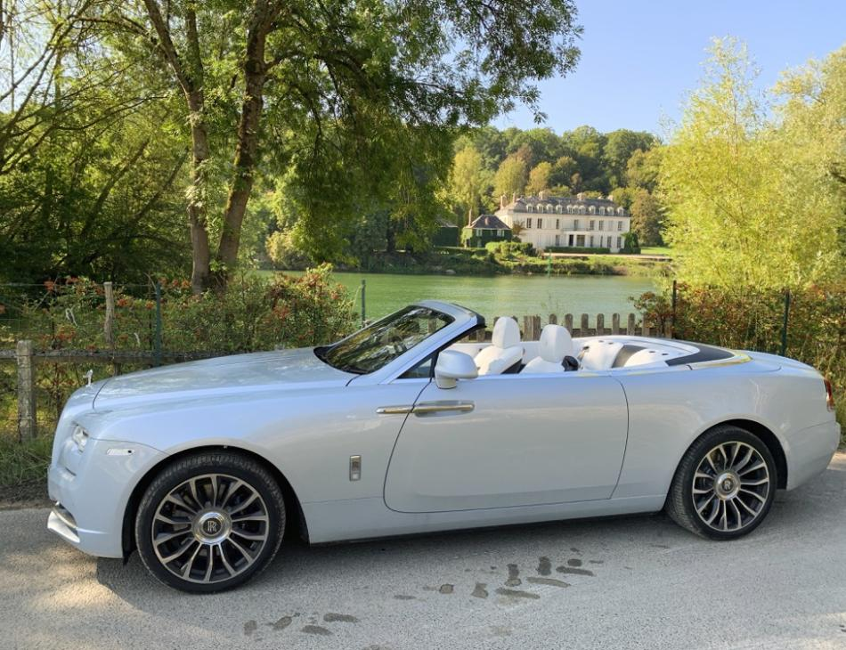 Rolls Royce Dawn Drophead Review