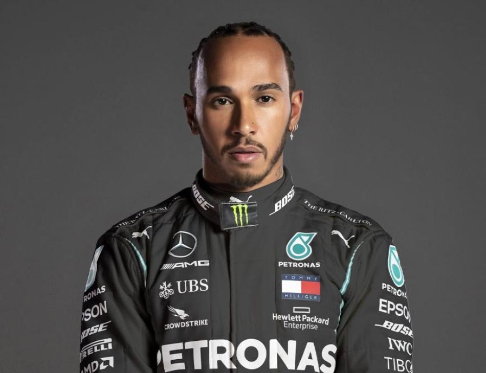 Lewis Hamilton Formula One World Champion Profile