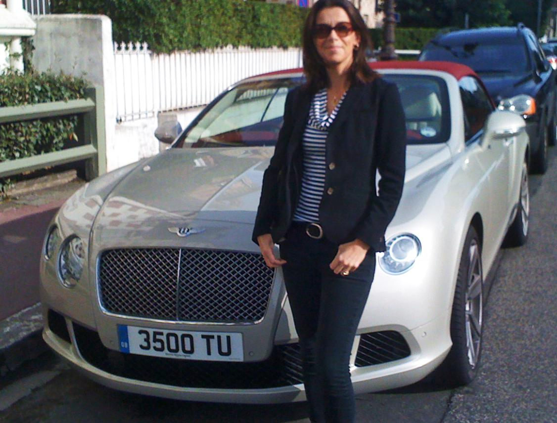 Emily Wills Editor International Excellence Luxury Magazine